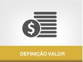 Definição Valor